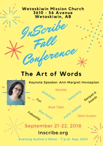 InScribeFall Conference